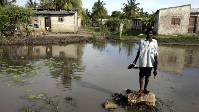 MOZAMBIQUE-FLOODS-WEATHER