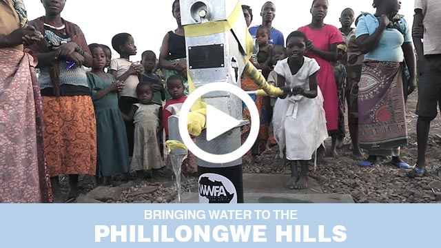 Bringing Water to Phililongwe Hills video